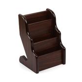 木質多層名片盒放名片三層名片座請賜名片架夾名片本 交換禮物