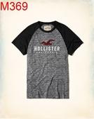 HCO Hollister Co. 男 當季最新現貨 短袖T恤 Hco M369