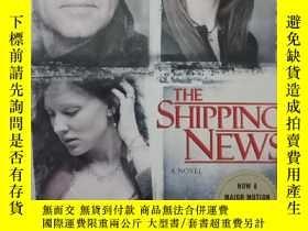 二手書博民逛書店The罕見Shipping News :A Novel Anni