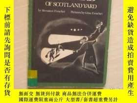 二手書博民逛書店BERNARD罕見OF SCOTLAND YARD BY BER