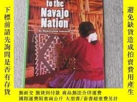 二手書博民逛書店A罕見Visit to the Navajo Nation(So