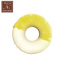 白巧克力款【日本進口】鳳梨片 捏捏吊飾 吊飾 捏捏樂 軟軟 CAFE DE N SQUISHY - 618238