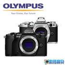 【送SanDisk 64g】OLYMPUS OM-D E-M5 Mark II 單機身 BODY【10/21前申請送手把,元佑公司貨】相機 em5 m2