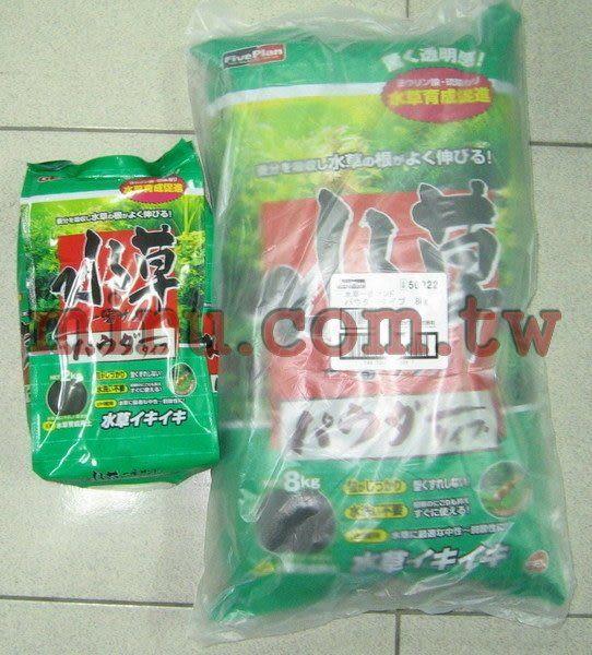 【西高地水族坊】日本五味GEX 黑土(粗粒)(活性底床)(2kg)(日本原裝進口)