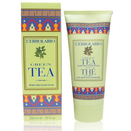 L'ERBOLARIO 蕾莉歐 綠茶沐浴乳 (200ml)【美麗購】