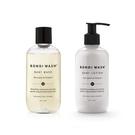 【寶寶 洗沐潤膚兩件組 】Bondi Wash 寶寶系列 洗髮沐浴露 + 溫和身體乳液 - 藍絲柏&苦橙葉口味