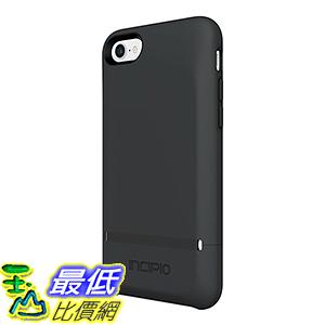 [美國直購] Incipio IPH-1478-BLK STASHBACK iPhone 7 Case (4.7吋) [Credit Card Case] 信用卡式 手機殼 保護殼