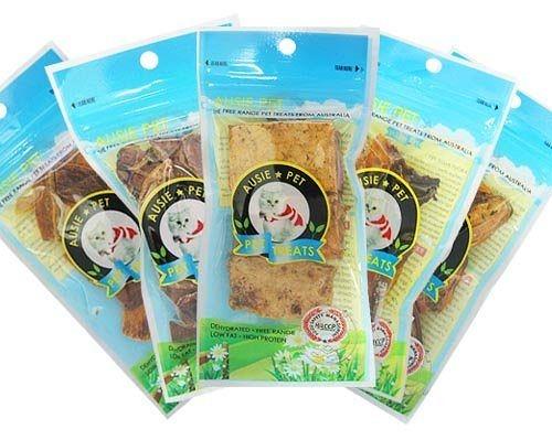 【培菓平價寵物網】LAMB PUFF《貓用澳洲點心隨手包》5種口味