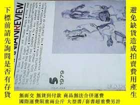 二手書博民逛書店ROMANIAN罕見REVIEW 1979.5Y238458 出