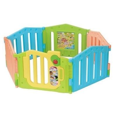 親親遊戲圍欄PY-06 安全圍欄 遊戲圍欄 兒童圍欄 護欄柵欄【六甲媽咪】