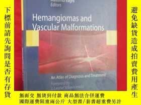 二手書博民逛書店Hemangiomas罕見and Vascular Malfor
