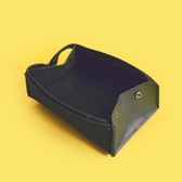 筆袋日式簡約男復古創意中學生鉛筆盒女多功能大容量無印文具袋   LannaS