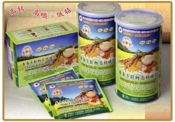 養生多穀物高鈣纖乳(罐)450g-元氣的早餐、健康活力的開始
