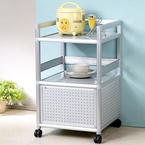 Homelike 鋁合金1.5尺單門收納櫃