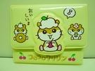 【震撼精品百貨】CorocoroKuririn 可樂鈴天竺鼠~防水短皮夾『櫻桃』