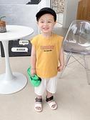 男童七分褲休閒中褲子短褲夏裝嬰兒童裝洋氣寶寶小童潮外穿X2438 幸福第一站