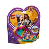 LEGO樂高 FRIENDS 41354 安德里亞的心型盒 積木 玩具
