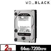 WD 黑標 2TB 3.5吋 SATA電競硬碟 WD2003FZEX