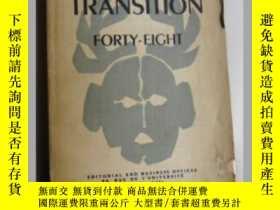 二手書博民逛書店TRANSITION罕見4Y109818 法國 出版1949