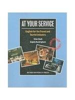 二手書《At Your Service: English for the Travel and Tourist Industry Student Book》 R2Y ISBN:0194513165