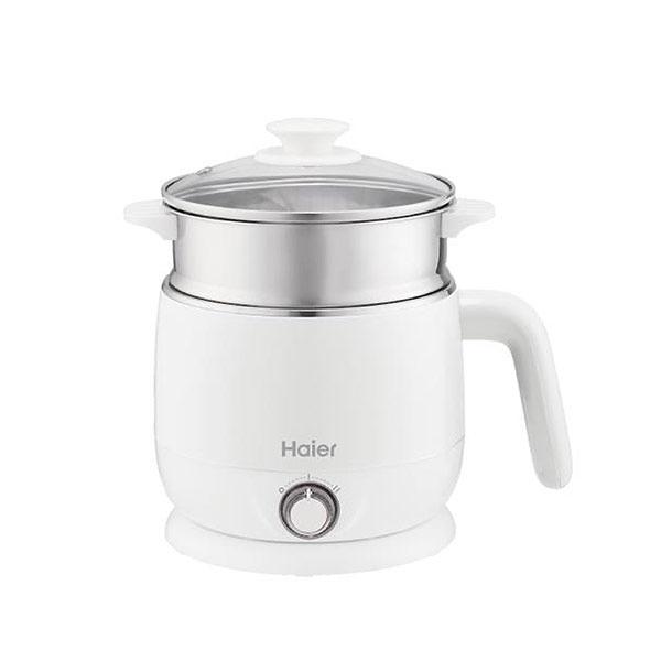 【Haier海爾】雙層防燙多功能美食鍋 HB-K039MW