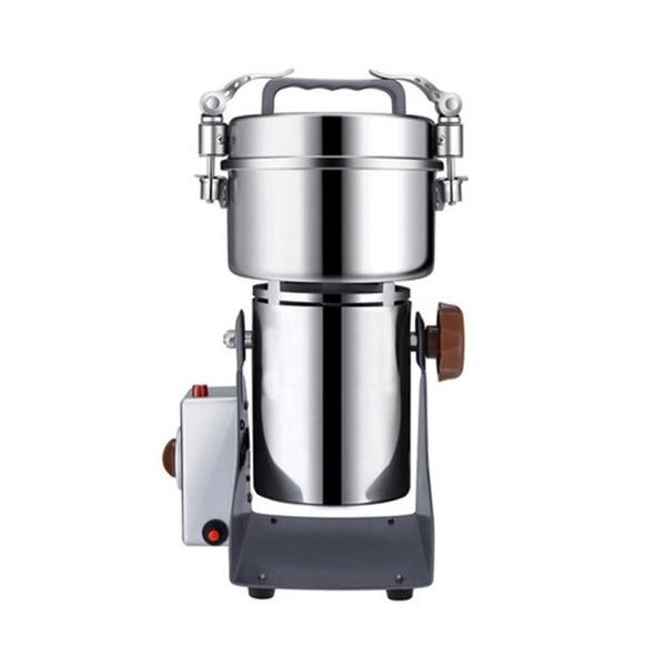 研磨機【24H出貨】研磨機110V專用中藥材粉碎機五谷雜糧打碎磨粉機打粉機超細家用小型