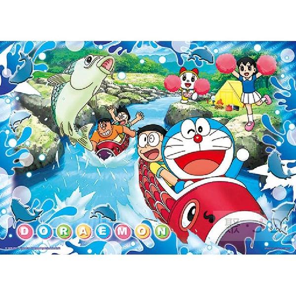 【台製拼圖】哆啦A夢 - HP0520-204 水上競賽 Water Contest