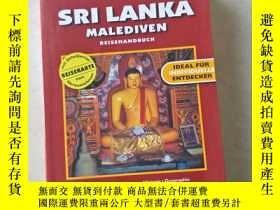 二手書博民逛書店sri罕見lanka malediven reisehsivkaY447092