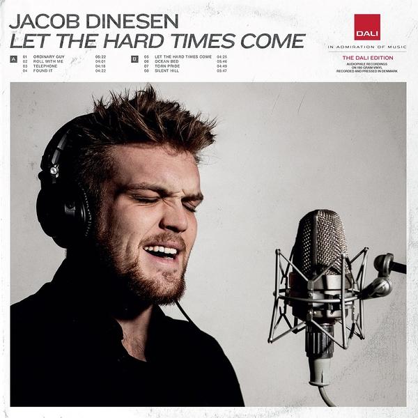 【停看聽音響唱片】【黑膠LP】Jacob Dinesen / Let The Hard Times Come (DALI Edition) (180g LP)