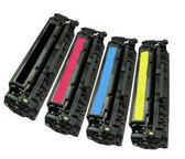 ☆HP 環保碳粉匣CE311A藍色CE312A黃色CE313A紅色 NO.126 單支任選CP1025/CP1025NW/1025用