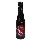 味榮 極釀級有機黑豆蔭油膏 320ml/瓶
