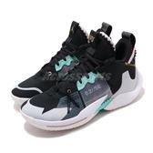 Nike Jordan Why Not Zer0.2 SE PF 黑 灰 男鞋 籃球鞋 【PUMP306】 AV4126-001