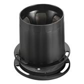 金時代書香咖啡  Tiamo UFO-180 不鏽鋼 滴漏濾杯 濾網 1-2人份 (黑)  HG2309