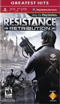 PSP Resistance: Retribution 全面對抗:復仇時刻(美版代購)