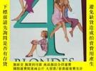 二手書博民逛書店Four罕見Blondes B 四個金發美女 (英文原版)Y7091 Candace Bushnell Ove