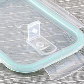 玻璃飯盒微波爐專用保鮮盒飯盒套裝便當盒帶