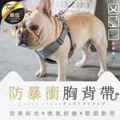 舒適X型胸背帶-可水洗牽繩 單購區【HAP9B2】#捕夢網