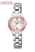 CITIZEN Wicca廣告款原廠公司(KH4-939-91)少女系列太陽能腕錶24mm