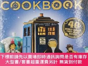 二手書博民逛書店Doctor罕見Who: The Official Cookbook: 40 Wibbly-Wobbly Time
