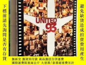 二手書博民逛書店United罕見93 The Shooting Script (Newmarket Shooting Script