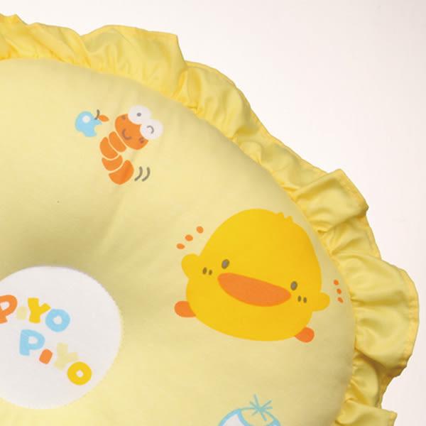 【奇買親子購物網】黃色小鴨護頭枕(藍色/黃色)