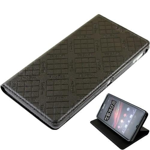KooPin SONY Xperia T2 Ultra 隱磁系列 超薄可立式側掀皮套