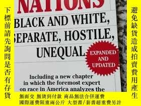 二手書博民逛書店Two罕見NationsY10980 Two Nations Two Nations 出版1995