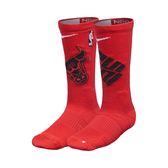 NBA Nike Elite Crew 公牛隊 男 襪子 籃球襪 長襪 運動 高筒籃球襪 菁英氣墊襪 SX7594657