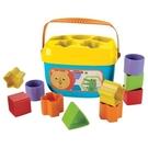 【新品】費雪牌 Fisher-Price 費雪寶寶積木盒【六甲媽咪】