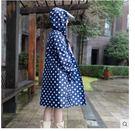 雨衣女成人徒步女式單人雨披防水防雨女款戶外旅遊時尚環保透氣LYH872【大尺碼女王】