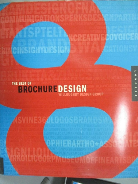 【書寶二手書T4/設計_JKL】The Best of Brochure Design 8 (HB)_Willoughb