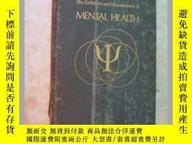 二手書博民逛書店MENTAL罕見HEALTHY11893 出版1968