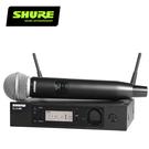 SHURE GLXD24R / SM58 高級數位無線麥克風系統-原廠公司貨