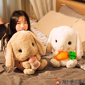 兔子毛絨玩具娃娃可愛小號睡覺抱枕玩偶小兔子公仔【淘夢屋】